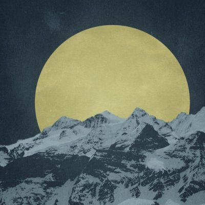 Sunset Album Cover Art For sale designer