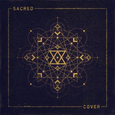 Sacred geometry Album cover artwork design for sale