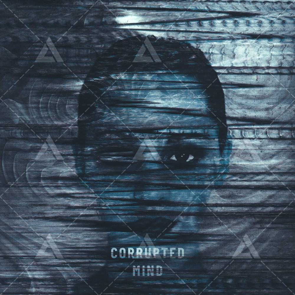 Glitch Album cover art design for sale