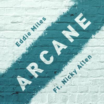 Arcane Album cover art design for sale