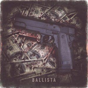 Hip hop rap music album cover art design for sale