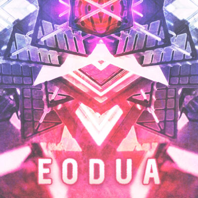 EDM Electro Pre-made Album cover art design for sale