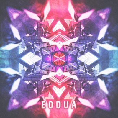 EDM Electro Pre-made Album cover art design for sale
