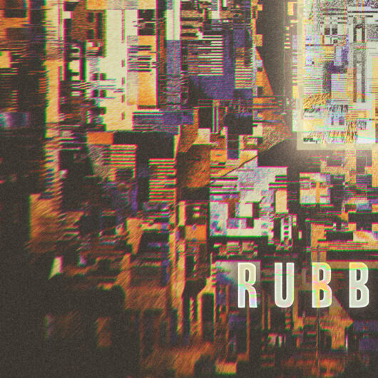 Glitch cover art | Designer Prateek Mishra