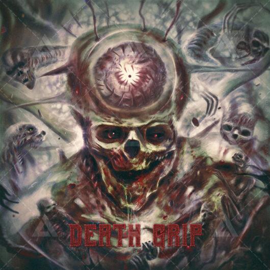 Death Metal Album cover art for sale | Designer: Prateek