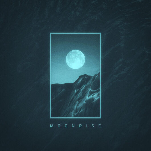 Moonrise Cover art design by Prateek Mishra