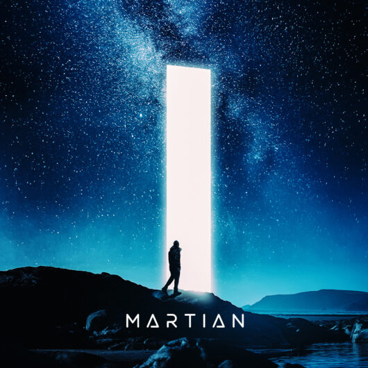 martian Cover art for sale